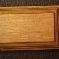 Quarters Sawn Oak