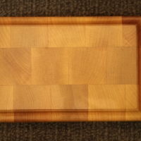 Hard Maple Checkerboard
